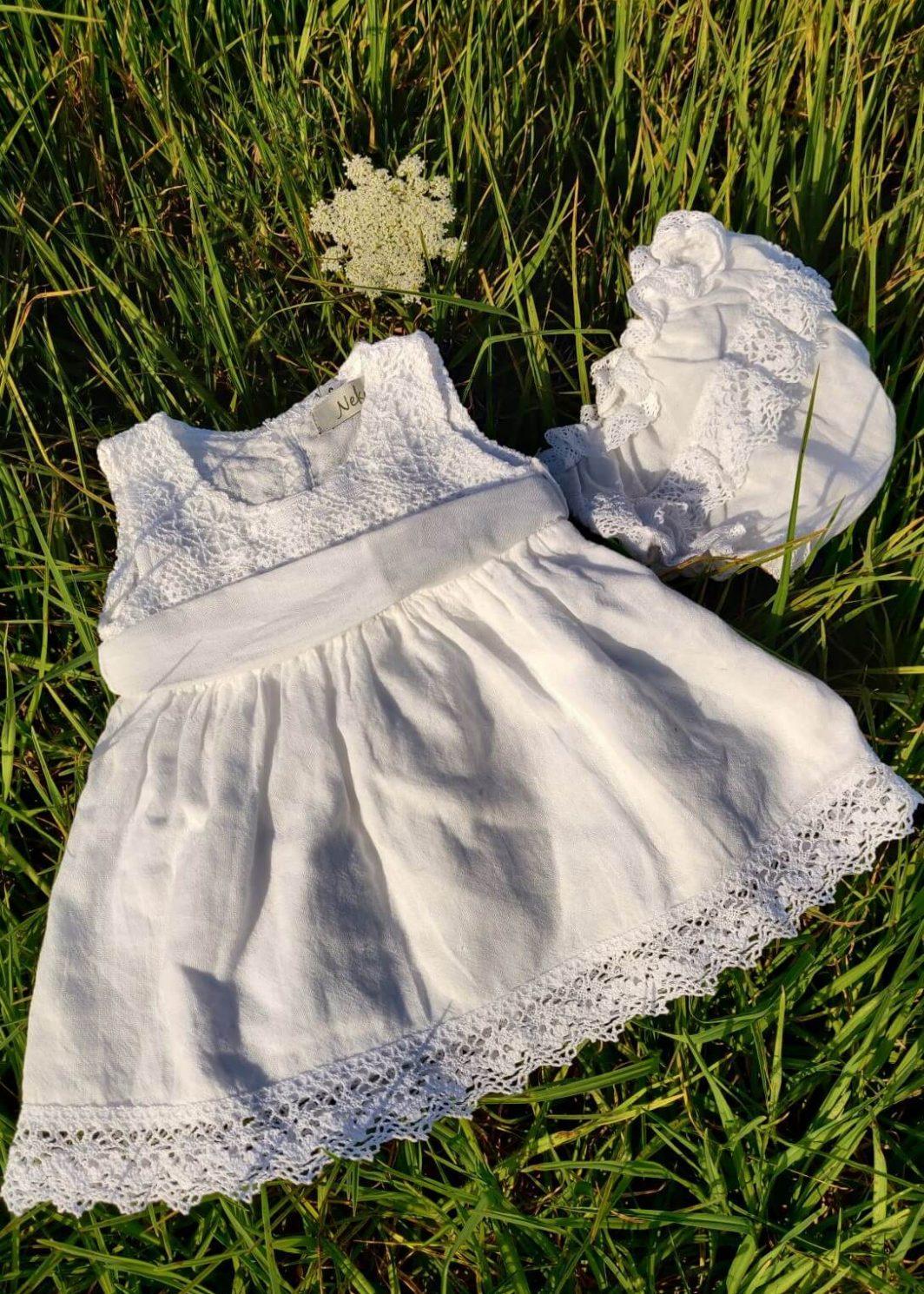 Vestido ibicenco bebe Julia